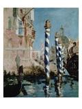 Grand Canal  Venice  1875