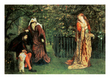 Sir Tristram and Le Belle Iseult