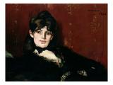 Berthe Morisot (1841-95) Reclining  1873