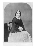 Mary Sidgwick Benson (B/W Photo)
