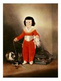 Don Manuel Osorio Manrique De Zuniga (1784-92) 1790S