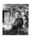 Lieven Willemsz Van Coppenol  C1658 (Etching)