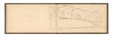 Clos Morin at Giverny (Pencil on Paper)