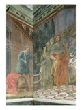 The Beheading of St John the Baptist (Fresco)