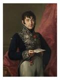 Portrait of Hector D'Hartumy