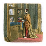 Meeting of King Edward Iv and Louis Xi of France at Pecquigny