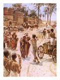 The Meeting of Jacob and Joseph in Egypt