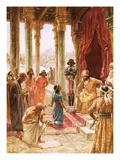 Daniel Interprets the Dream of Nebuchadnezzar