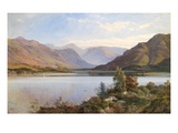 Grasmere  1853 (Oil on Canvas)
