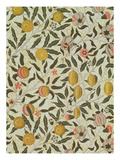 Fruit or Pomegranate Wallpaper Design