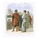 Caractacus at Rome in Ad 52