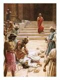 The Murder of Zechariah