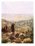 Balaam Blessing Israel