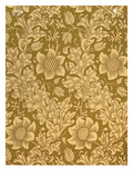 &#39;Fritillary&#39; Wallpaper Design  1885