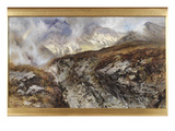 Sgurr Nan Guillean  Isle of Skye  1885