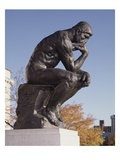 The Thinker  1904 (Bronze)