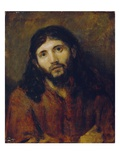 Christ  C1648/50 (Oil on Oak Panel)