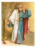 Uzziah Smitten with Leprosy