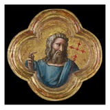 St John the Baptist  1370/77 (Tempera on Panel)