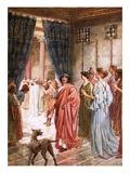 Pilate Sends Jesus to Herod