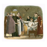 Anselm Made Archbishop of Canterbury by William Ii