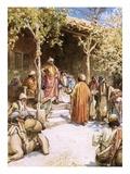 Joshua's Treaty with the Men of Gibeon