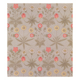 Daisy'  the First Wallpaper Designed by William Morris (1834-96) in 1862