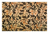 Jasmine Trail Curtain Design  1868-70 (Printed Cotton)