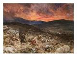The Death of Saul at Gilboa