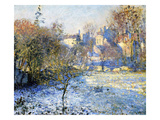 Frost  1875 (Oil on Canvas)