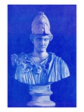 Pallas Athene  Illustration from 'History of Greece' by Victor Duruy  Published 1890
