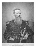 Rear Admiral John Lorimer Worden (1818-97) (Engraving)