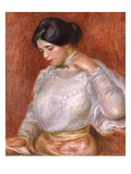 Graziella  1896 (Oil on Canvas)