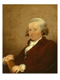 John Trumbull 1793 (Oil on Canvas)