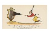 There Was a Young Lady of Tyre  Who Swept the Loud Chords of a Lyre