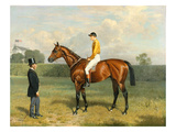 Ormonde'  Winner of the 1886 Derby  1886 (Oil on Canvas) (For Detail See 188205)