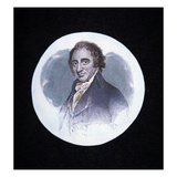 Thomas Paine (Colour Litho)