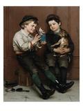 A Surprise Party  1888