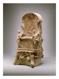 Chair of St Peter  1658 (Terracotta)