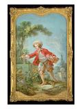 The Gardener  1754/55