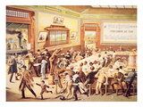 The Great American Tea Company  1880 (Colour Litho)