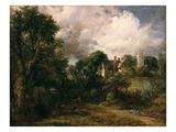 The Glebe Farm  1827 (Oil on Canvas)