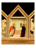 Annunciation  from the St Reparata Polyptych