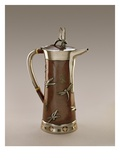 Coffeepot  Tiffany and Company  1879 (Sterling Silver with Copper)