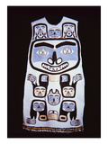 Chilkat Dress  Tlingit Tribe (Textiles)