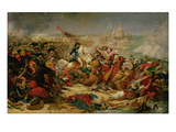 Murat Defeating the Turkish Army at Aboukir on 25 July 1799  C1805