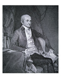 John Jay (1745-1829) (Engraving)