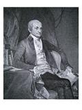 John Jay (1745-1829) (Engraving)