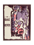 Cover of Catalogue for Der Blaue Reiter