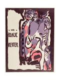 Cover of Catalogue for Der Blaue Reiter